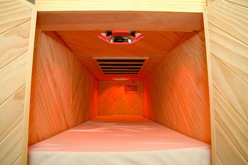 Home Therasauna Vital Saunas Biomat Heavenly Heat